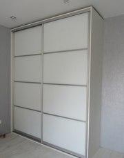 Встроенная мебель под заказ в Борисове